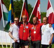 Medaljer Nordisk Mesterskab Præcision 2015